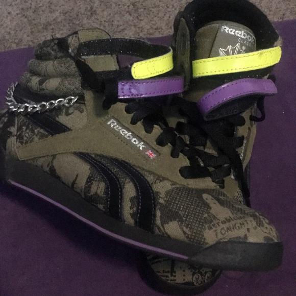 Reebok Shoes | Rare Sneakers | Poshmark